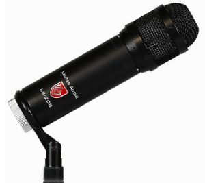 veľkomembránový mikrofón LS-208 od výrobcu Lauten Audio ako novinka v Rock Centre