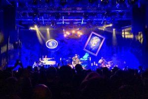 Koncert kapely ŠKWOR ozvučený zvukový systémom Martin Audio WPC