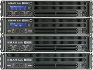 Zosilňovače série S, RAM Audio