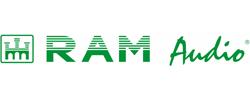 Značka RAM Audio - výrobca zosilňovačov a profesionálneho audia