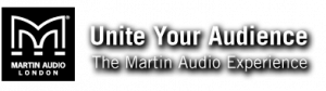 Martin Audio - profesionálne audio